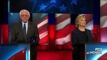 FULL MSNBC Democratic Debate P6 Hillary Clinton VS Bernie Sanders - New Hampshire Feb. 4, 2016