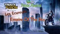 Trials Fusion Empire Of The Sky [DLC 2] Ecureuils Succès/Trophée Ecureuils Bien Nés