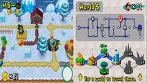 Lets Play New Super Mario Bros - Part 12 - Mini Mario vs. Mutant-Tyranha