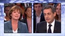 """Nicolas Sarkozy : """"Demandez à ma femme, on ne rigole pas tout le temps à la maison"""""""