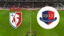 Le résumé du match LOSC Lille - SMCaen
