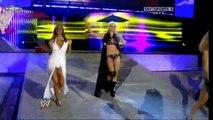 WWE Maryse, Rosa Mendes Alicia Fox vs. Mickie James, Kelly Kelly Gail Kim show