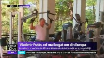 Este cel mai bine păstrat secret al Rusiei. Vorbim despre averea lui Vladimir Putin. Vladimir Putin, un lider corupt și cel mai bogat om din Europa.