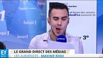 Section de recherches, TF1 devant Nicolas Sarkozy sur France 2