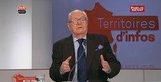 Invité : Jean-Marie Le Pen - Territoires d'infos - Le best of (05/02/2016)