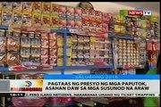 BT: feu dArtifice de la capitale na Bocaue, dinarayo na ng mga mamimili