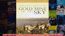 Download PDF  Gold Mine in the Sky A Personal History of the Log Cabin Mine FULL FREE