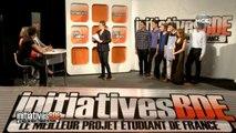 Voir et revoir Initiatives BDE : le Gala des Mines de Paris Vs le Gala de l'ENS Cachan sur MCEReplay
