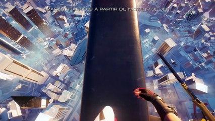 Mirror's Edge Catalyst - Trailer Histoire : Mon nom est Faith