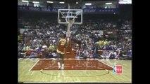 Michael Jordan vs Dominique Wilkins : 1988 Slam Dunk Contest