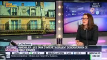 Marie Coeurderoy: Les taux d'intérêt immobiliers repartent à la baisse – 05/02