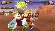 Dragon Ball Z: Budokai Tenkaichi 3 Gohan vs Broly