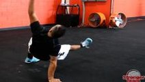 Hip Mobility Drills for Basketball