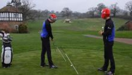 1st Swing Fault of Christmas - Fix Your Over The Top