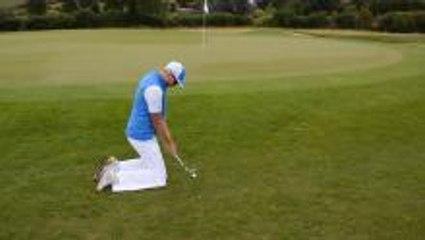 Golf Off Your Knees Par 4 Challenge