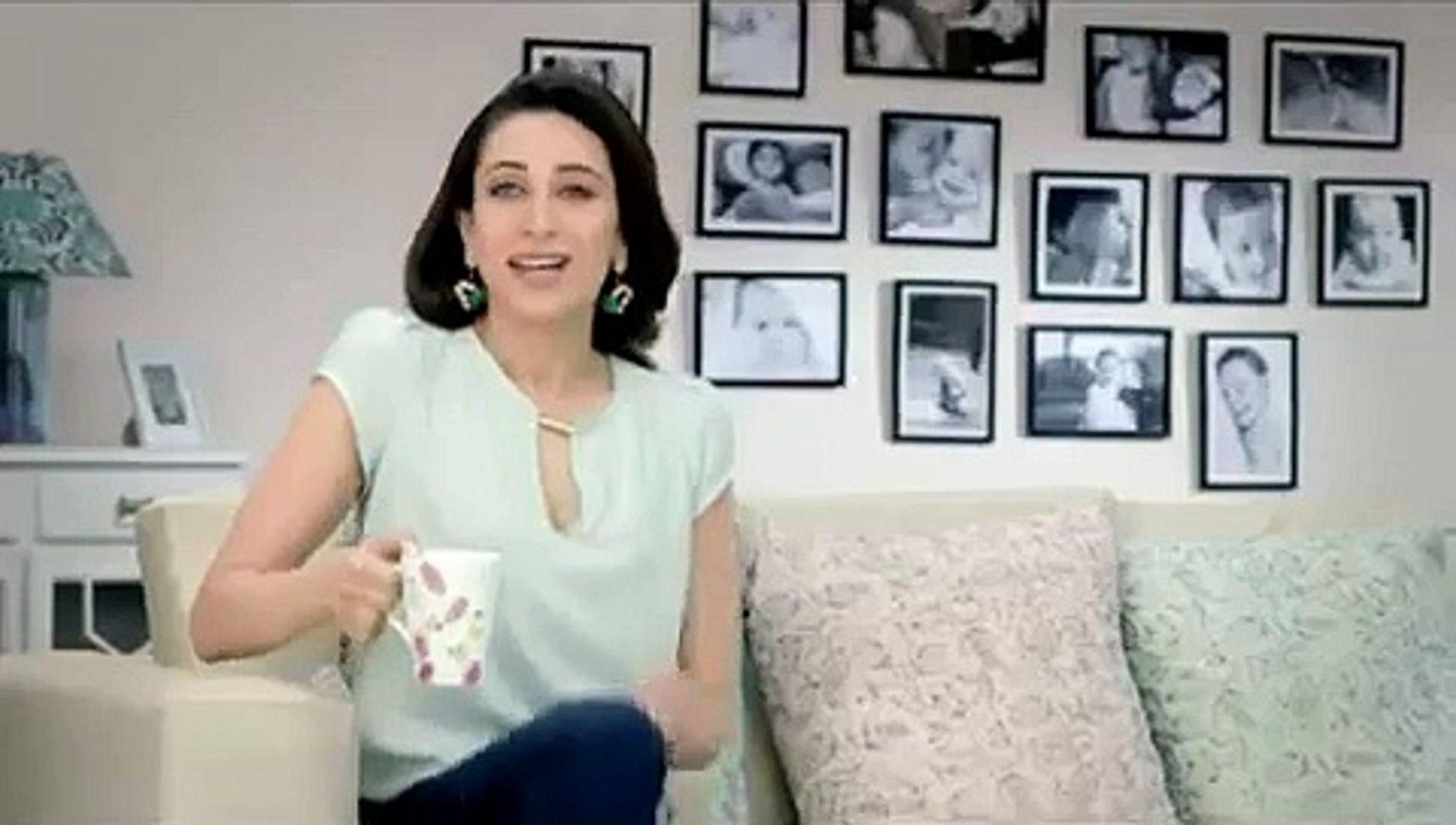 Lovely Karisma Kapoors Latest AD for babyoye.com - Online Store For Kids of India - Bolly