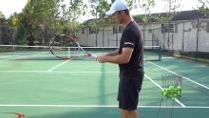 How To Hit Forehands and Backhands