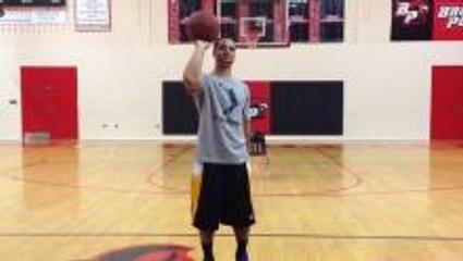 How To: Kobe Bryant Footwork | Pivot Jump Shot
