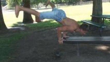 Full Planche Push Up Tutorial