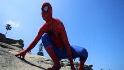 The Amazing Spider-Man in Sand Diego