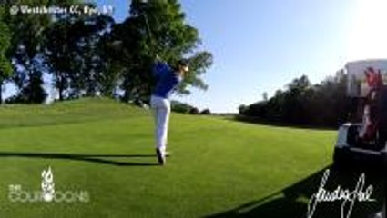 Golfshots at Westchester CC, New York feat. Sandra G