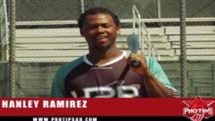 Hanley Ramirez: Baseball Hitting Drills