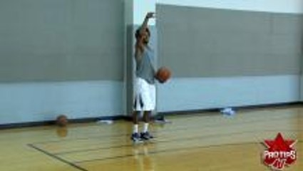 Nick Young: How To Shoot a 3-Point Basketball Shot