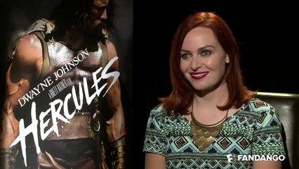 Hercules - Cast Interview | Celebrity Interviews | FandangoMovies
