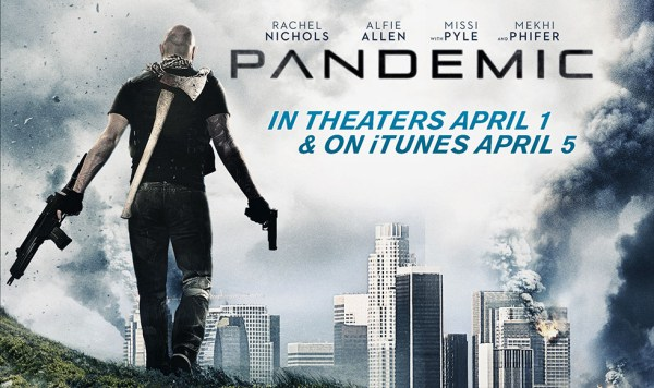 Pandemic Official Trailer (2016) Movie HD