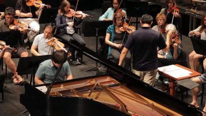 """""""Prokofiev: Piano Concertos 2 & 5"""" (Album Presentation)"""