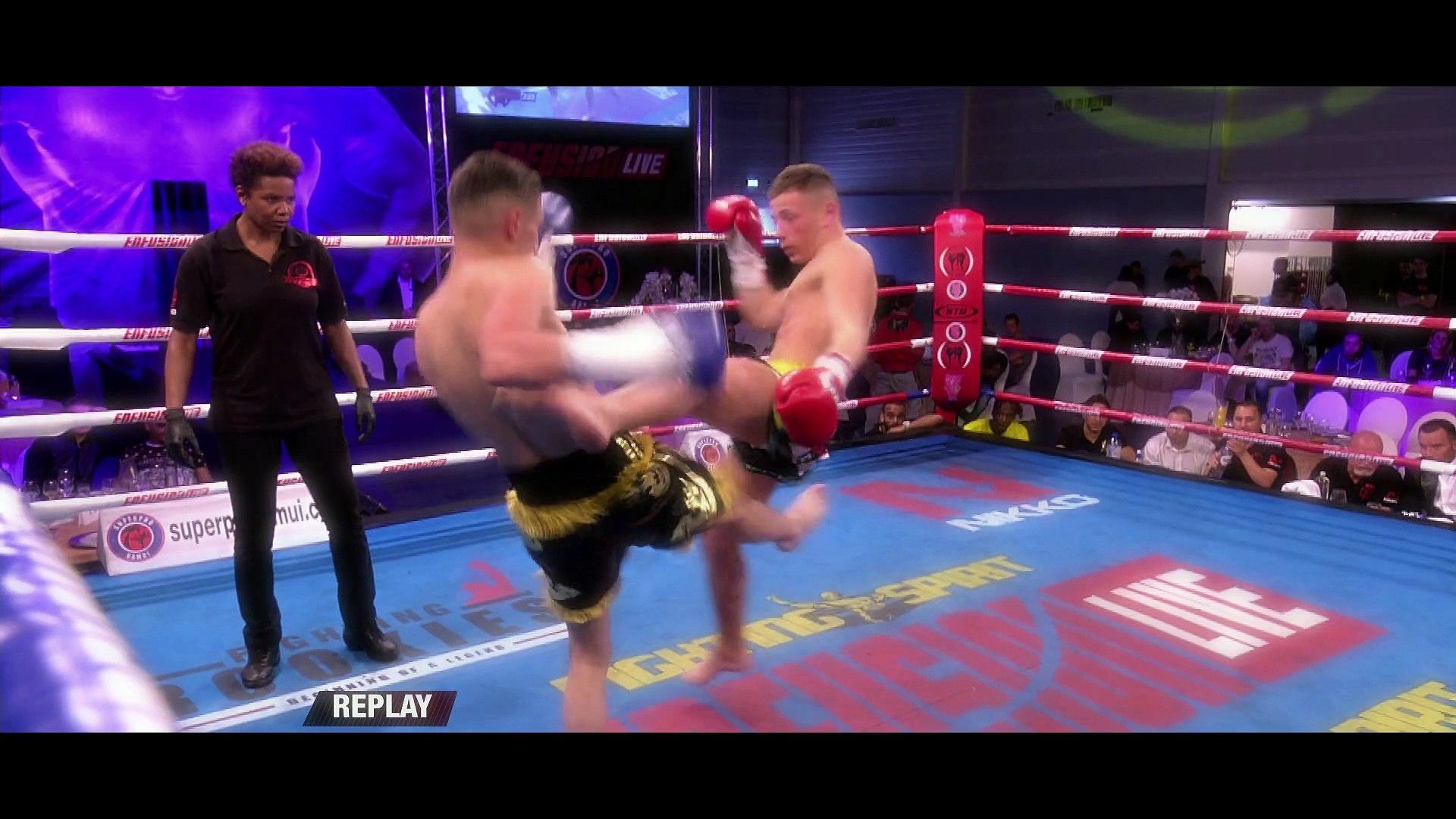 Clip - Kickboxing Talents