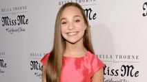 Maddie Ziegler Is Leaving 'Dance Moms' To Star in a Movie Directed By Sia!