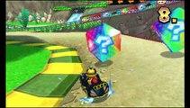Lets Play Mario Kart 7 Online - Part 4 - Retro Feeling