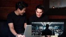 Reacción del elenco de Maze Runner: Prueba de Fuego al Tráiler Oficial | Solo en Cines