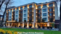 Top 10 Hotels in Istanbul Dosso Dossi Hotels Downtown