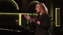 Adele - When We Were Young (Live on SNL)