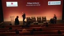 Pierre Gattaz - Forum CCI Parité