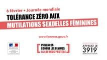 Journée mondiale de tolérance zéro aux mutilations sexuelles féminines : témoignage d'une victime