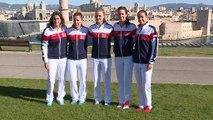 Fed Cup 2016 #FRAITA : Mladenovic et Garcia en piste face à l'Italie