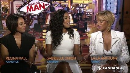 Think Like A Man Too Cast Interview | Celebrity Interviews | FandangoMovies