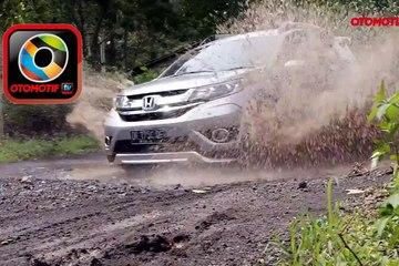 Honda BR-V - First Drive - Asyik Juga Buat Main Tanah