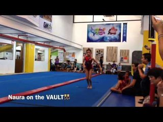 Gymnastic Competition day (Level 1) Singapore