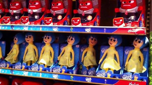 Greatest toys at Hamleys shop in London
