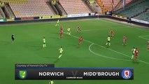 Norwich U18 5-4 Middlesbrough U18 (2015/16 FA Youth Cup R5) | Goals & Highlights (Funny)