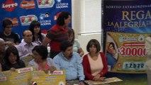 Reportaje Lotería Nacional ganadores Part1