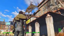 Fallout 4 Mods & Funny Moments | METAL GEAR SOLID MOD