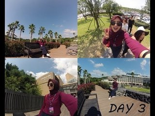 VLOG | GO TO SEOUL - JEJU - DAY 3 | BEAUTY WEEK 2015
