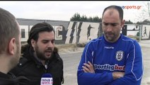 ΠΟΔΟΣΦΑΙΡΟ - ΕΛΛΑΔΑ - Super League - Τούντορ Θα δώσουμε το 1