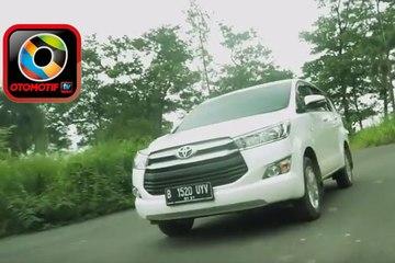 All New Toyota Innova  2016 - Test Drive -