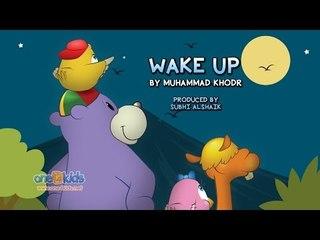 Nasheed - Wake Up By Muhammad Khodr featuring Zaky (Islamic cartoon)